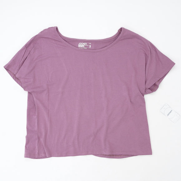 Purple Modern Fit Shirt Size L