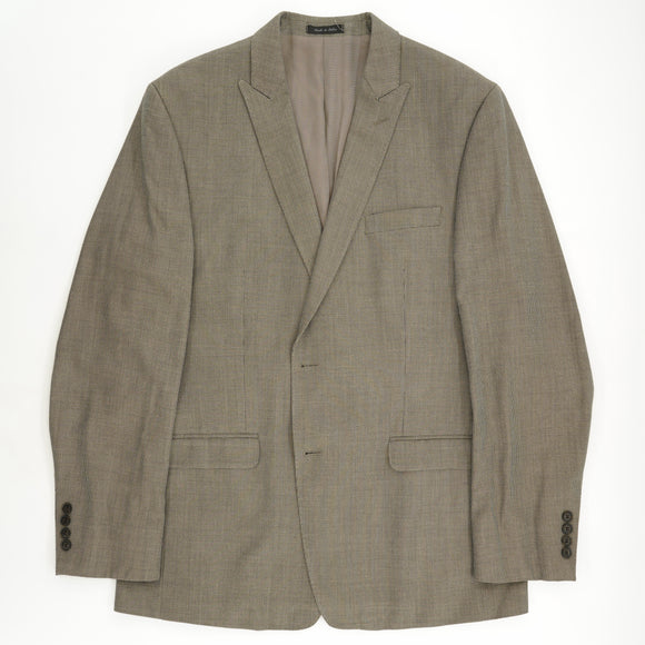 Woven Silk/Wool Sports Coat Size 44L