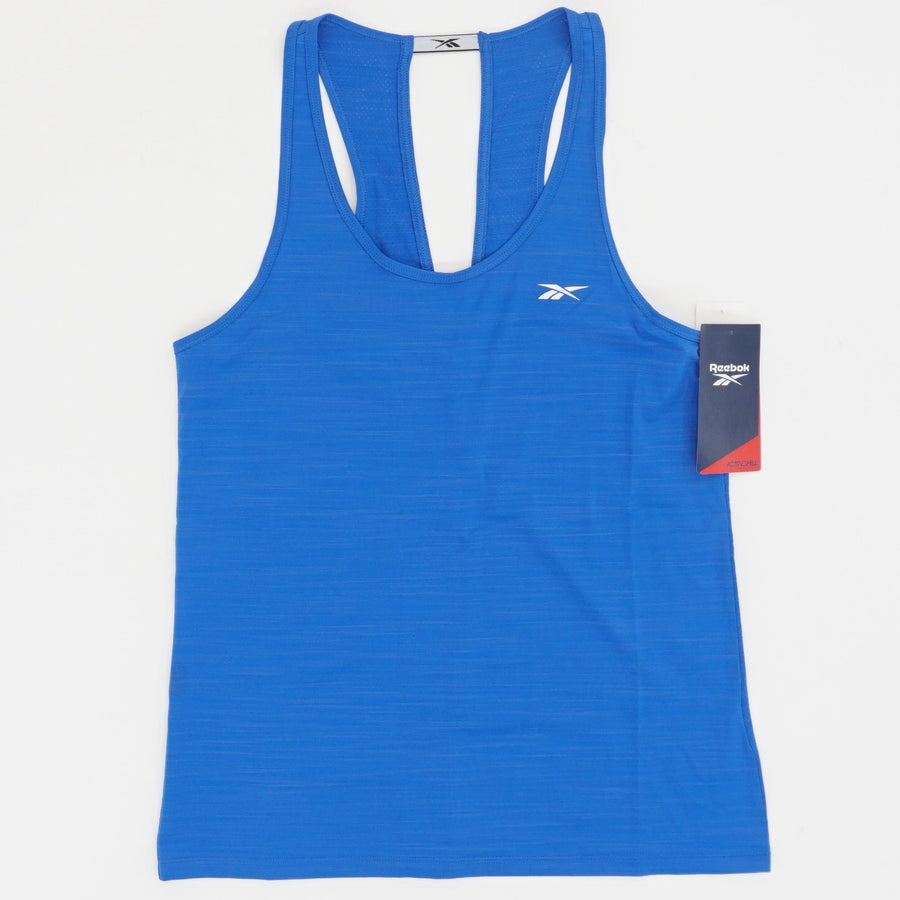 AC Athletic Tank In Blue - Size S