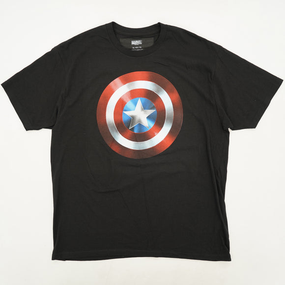 Captain America Shield  Graphic Tee