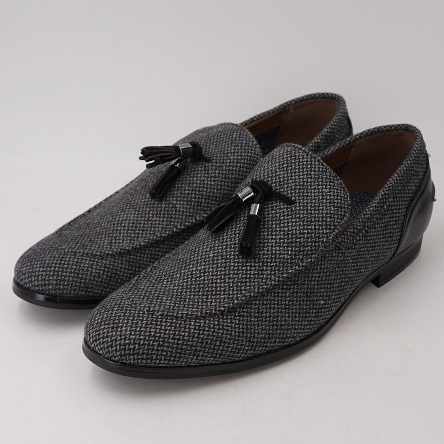 Kingston Tweed Loafers - Size 11