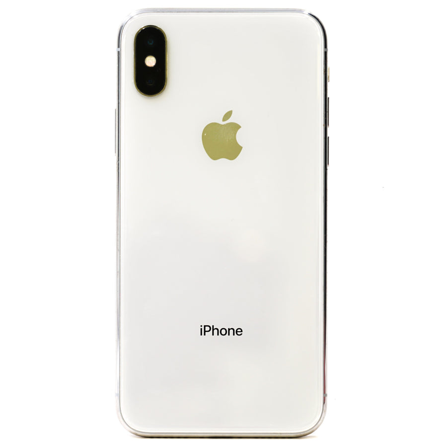 iPhone X 256GB Carrier Unlocked Silver