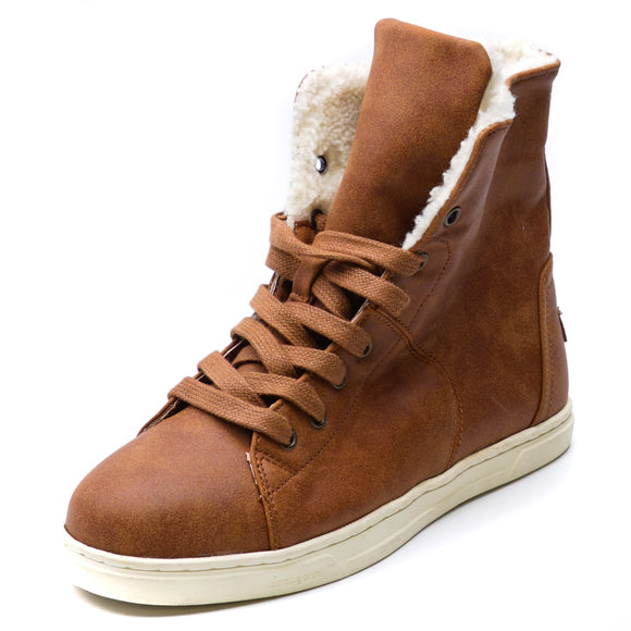 High Top Sneakers Size 6