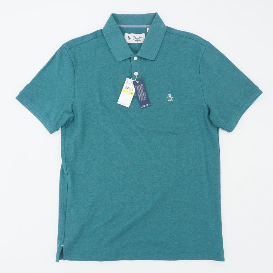 Deep Lake Dad Polo Size M