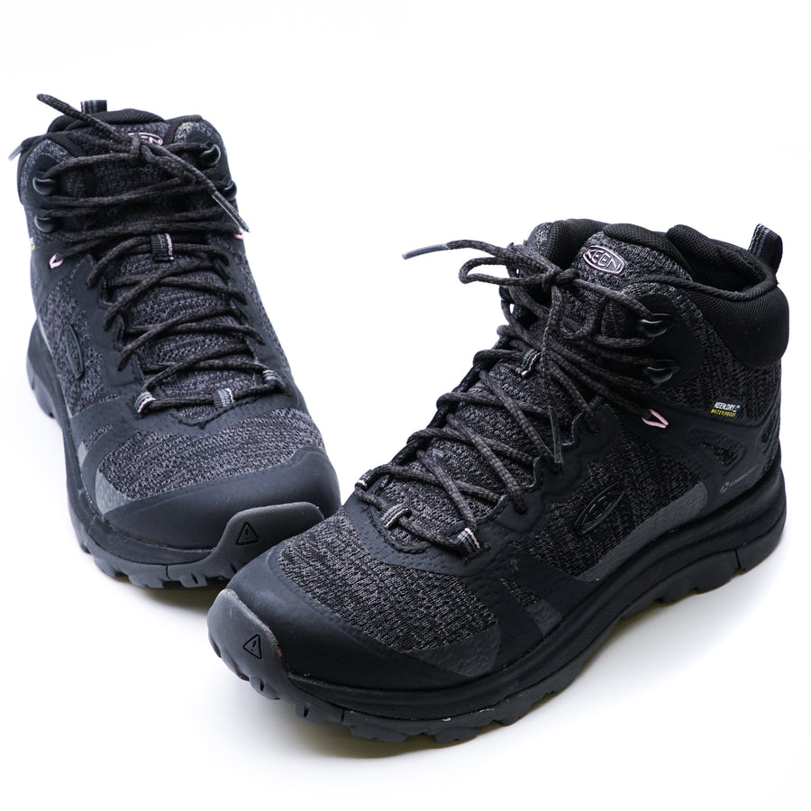 Terradora II Waterproof Mid Hiking Boots Black/Magnet