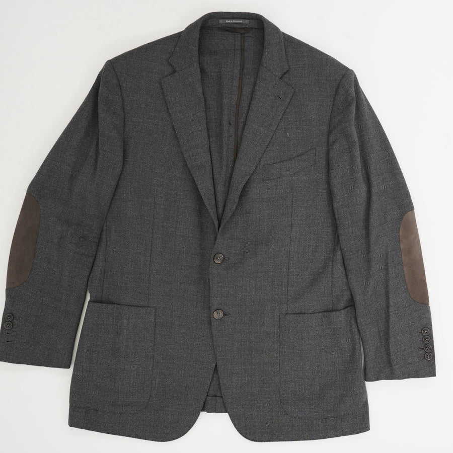 Wool Sports Coat Size 54L