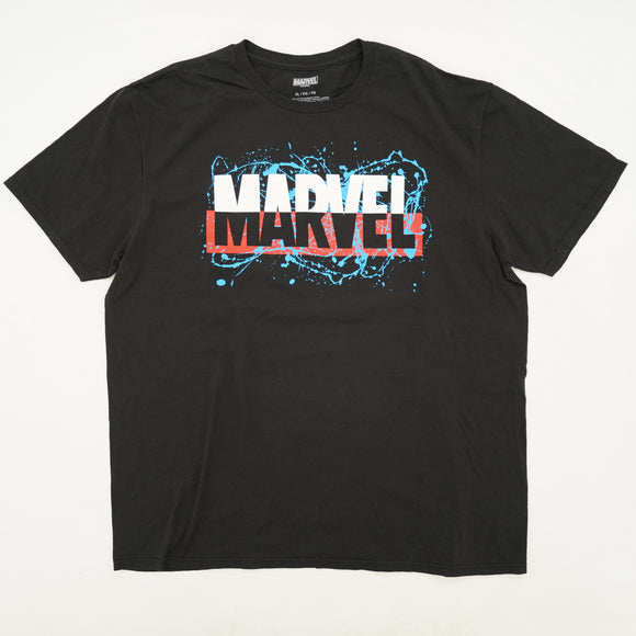 Marvel Word Graphic Tee Size XL