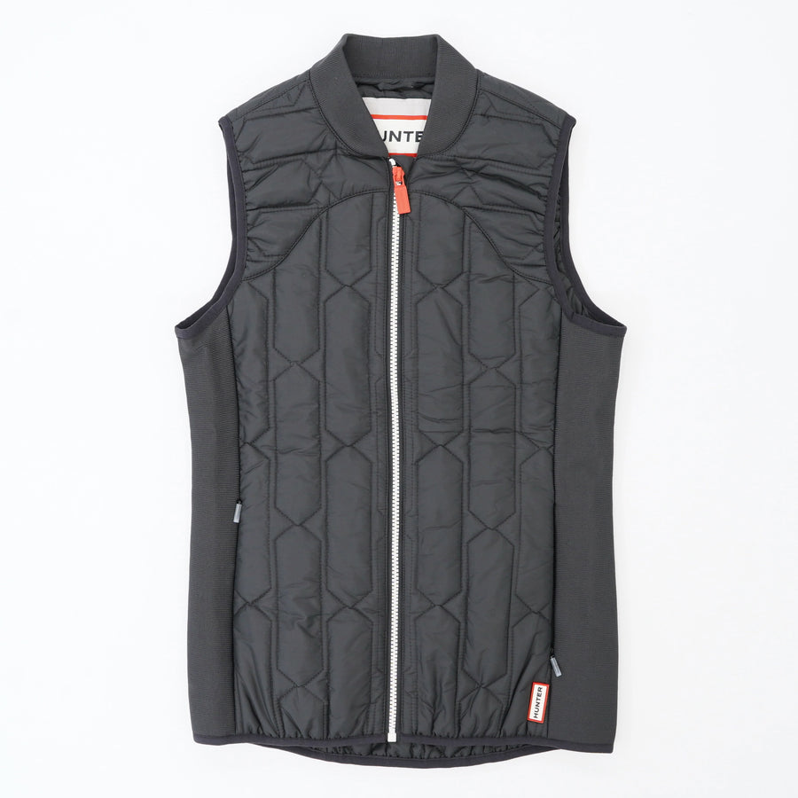 Side Stretch Mid Layer Gilet Vest Size XS