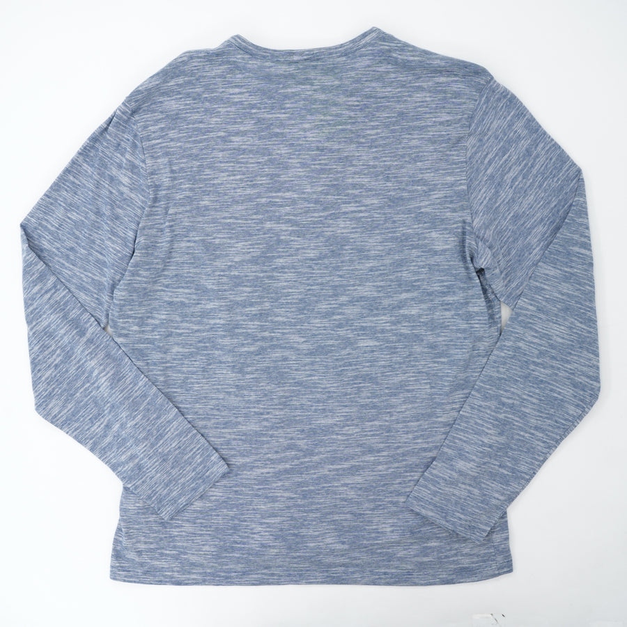 Vento Long Sleeve Henley 3XL