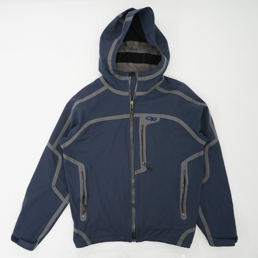 Hooded Jacket Size L