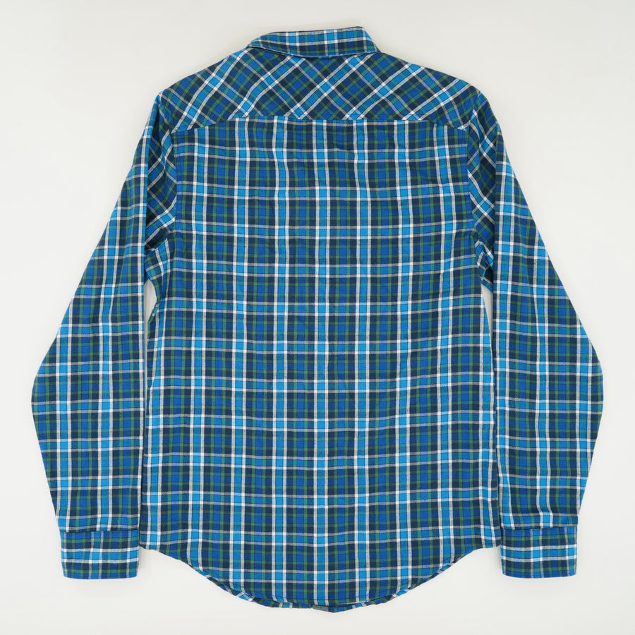 Flannel Long Sleeve Button Down Size S