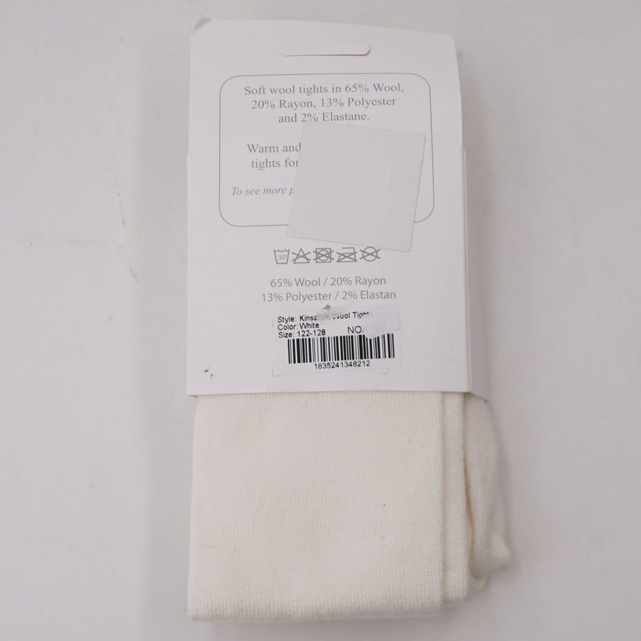 Kinsarvik Wool Tights Size 3Y - 8Y