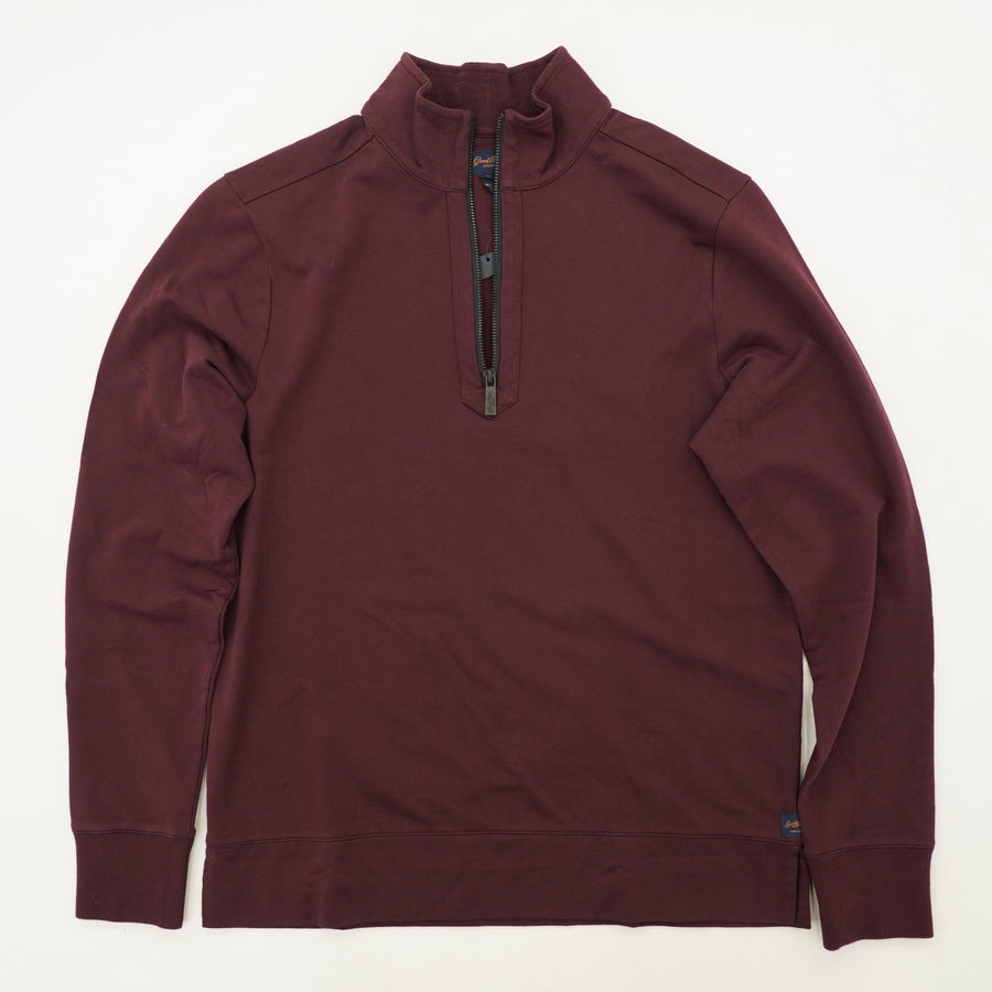 Micro-Lite French terry 1/2 Zip Size S