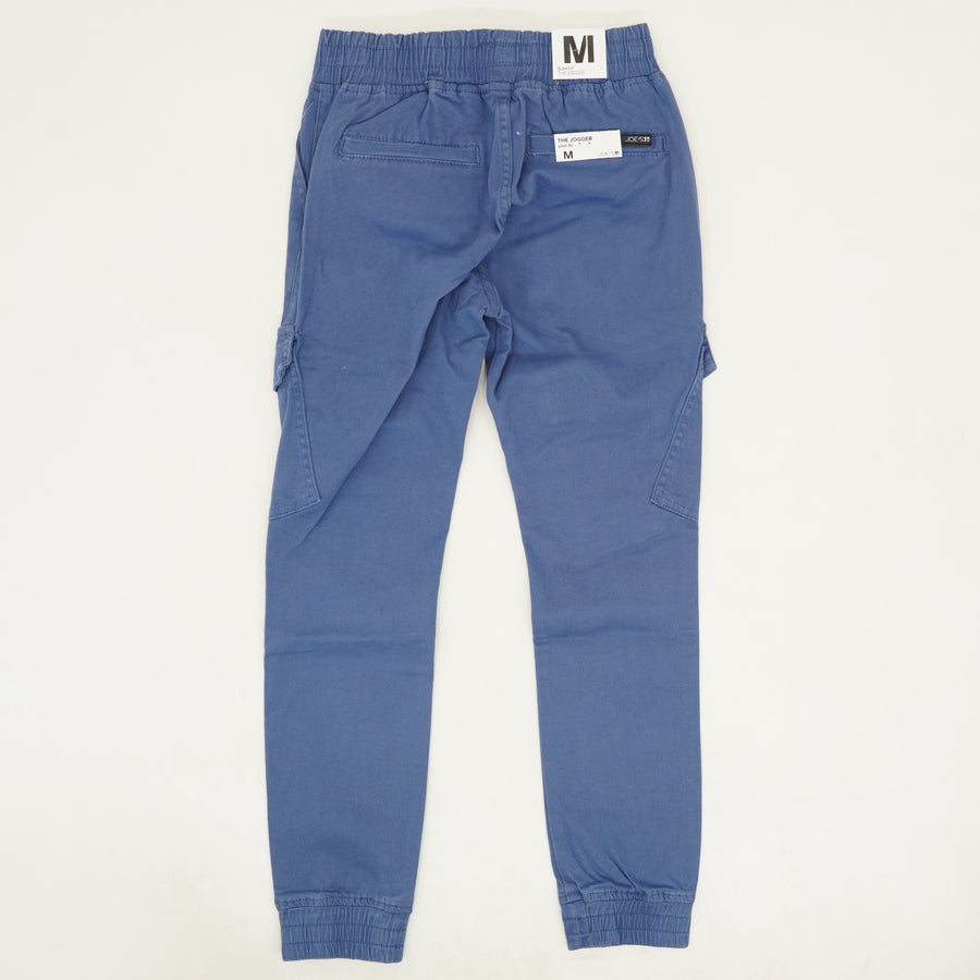The Jogger Slim Fit in Dusty Blue Size M, L
