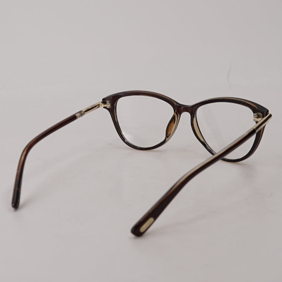 Eyeglasses In Brown