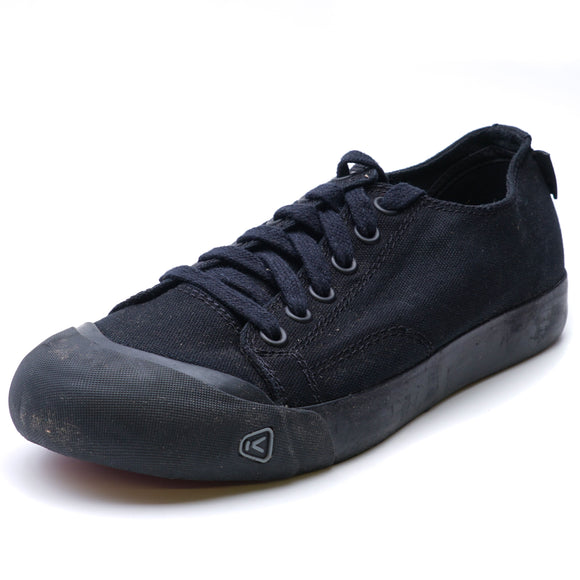 Coronado III Lace-Up Sneaker Size 9 Black