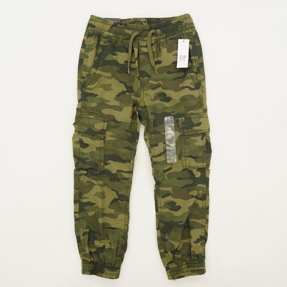 Green Camo Regular Jogger Pant Size S
