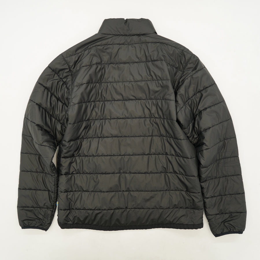 Black Puffer Jacket Size M