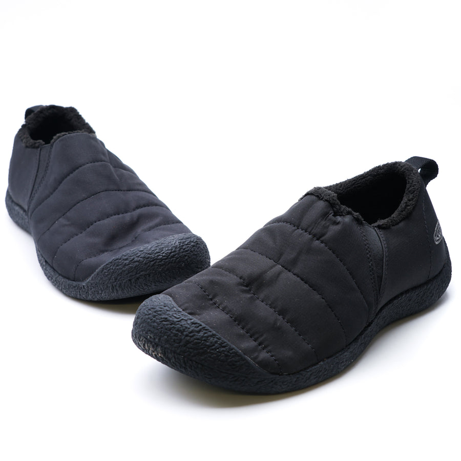 Howser ll Slipper Black