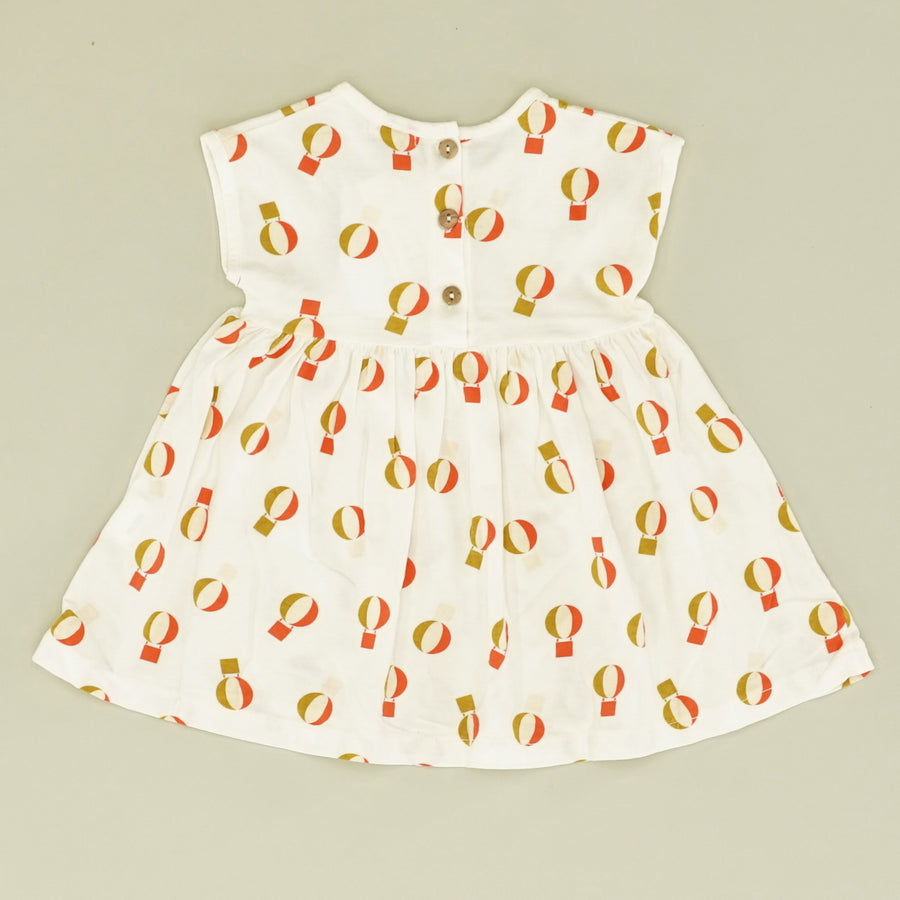Elisa Balloons Dress Size 6M