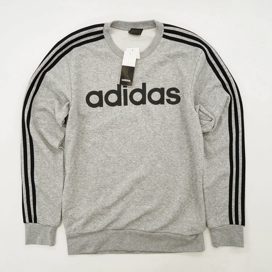 Essentials 3-Stripes Pullover Size S