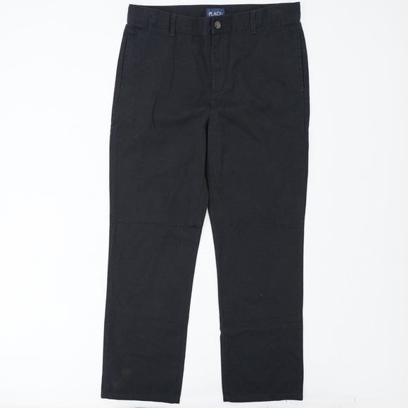 Uniform Chino Pants Size 12 Husky