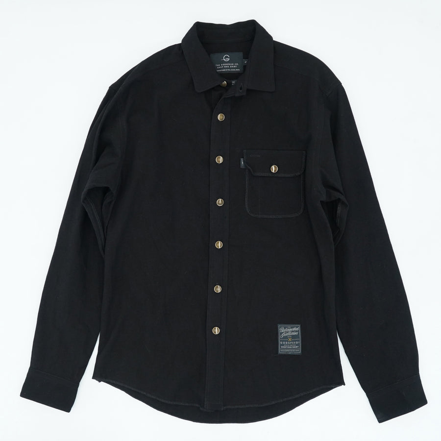 """The Gentleman's Ride"" Button Down - Size L"