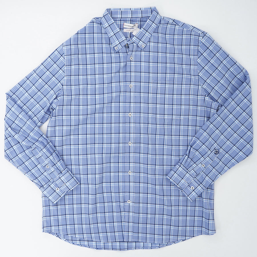 Henning Long Sleeve Shirt Percy - Size S, XL