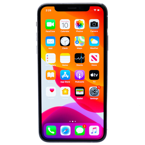 iPhone X 64GB Unlocked Silver