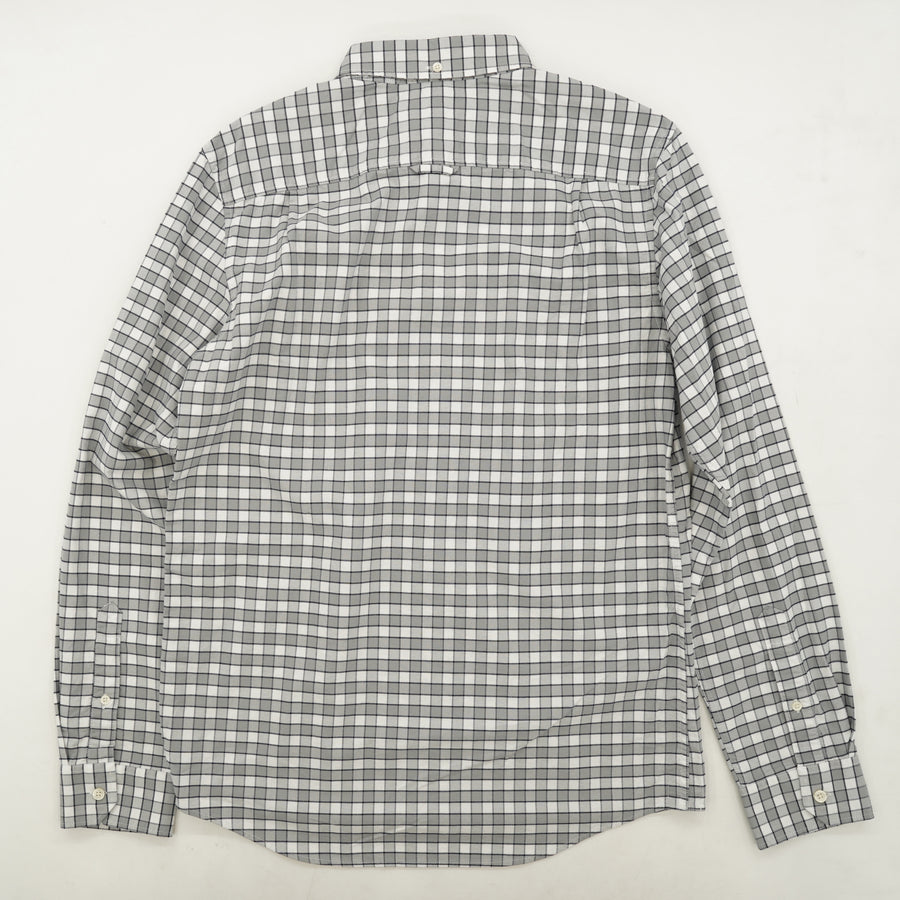 Wadsworth Oxford Checkered Long Sleeve Button Down Size M