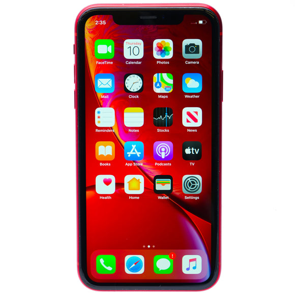 iPhone XR 64GB for T-Mobile Product Red