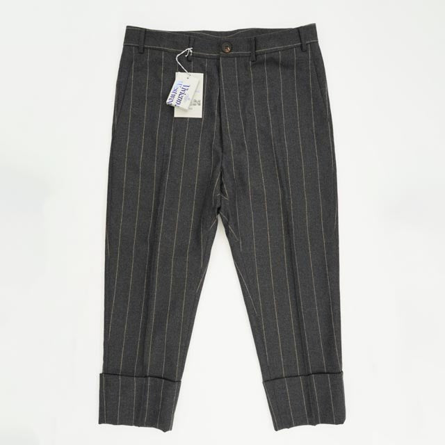 Dropped Crotch Trousers Size 36x25