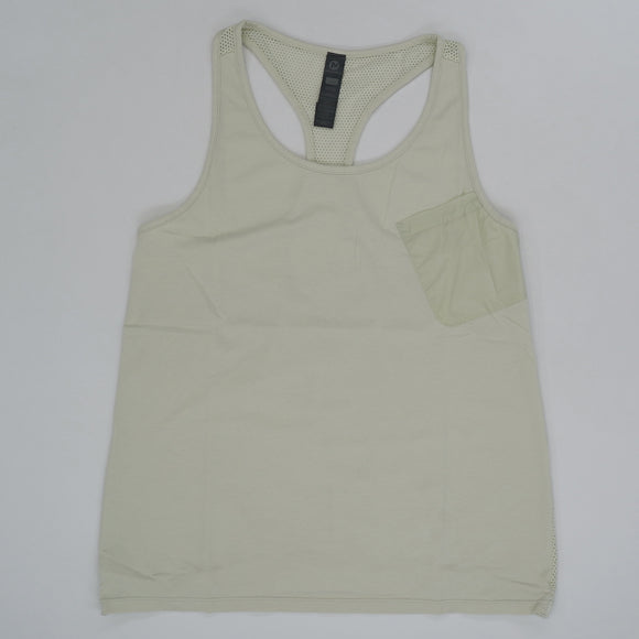 Around Town Mesh Back Tank Size L