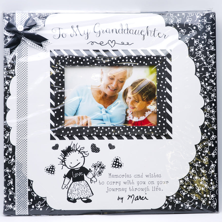 """To My Granddaughter"" Memory Book"