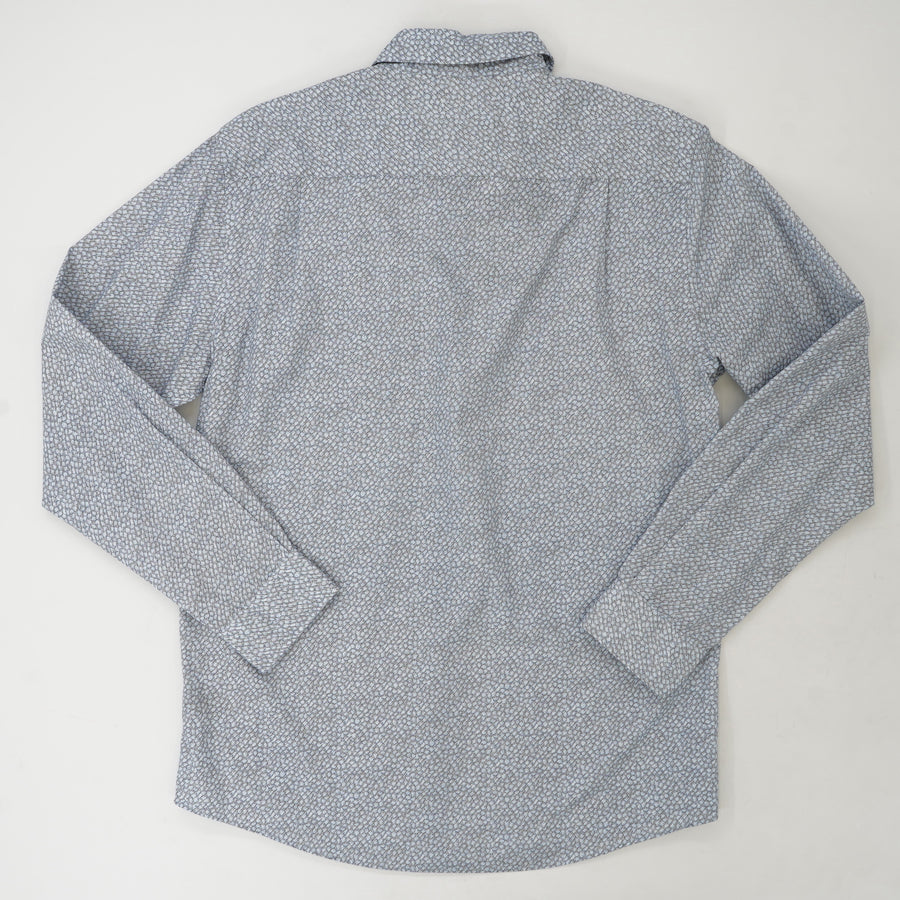 Double Hill Long-Sleeve Button-Down