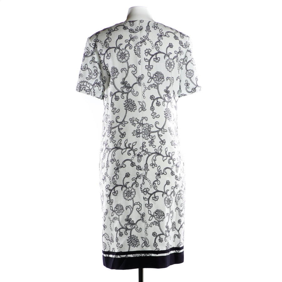 Dsissas Floral Shift Dress Size 10
