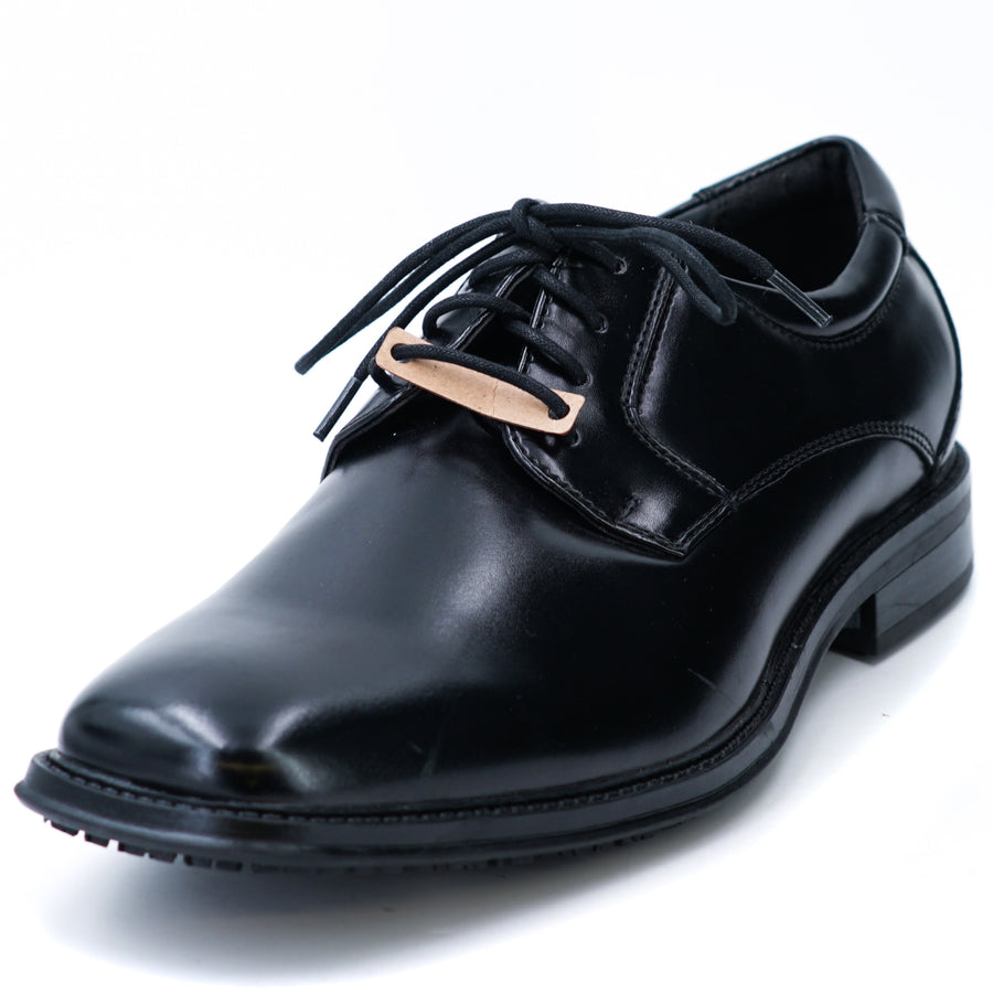 Black Irving Oxford Shoes - Size 9