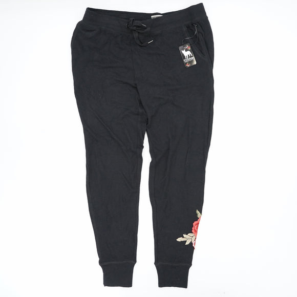 Rock-N-Roses Sweat Pants Size L