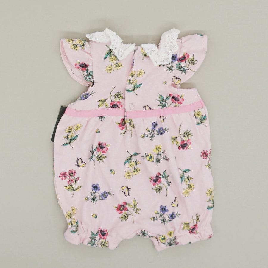 Bubble Romper - Size 3-6M