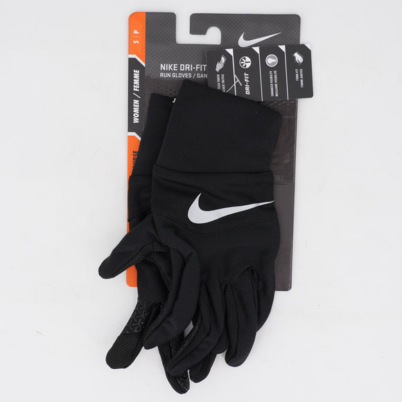 Women's Dri-Fit Tempo Run Gloves Small