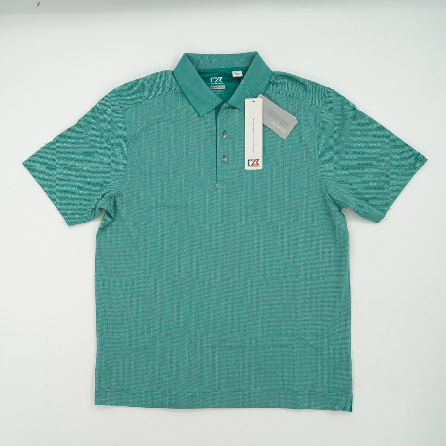 Casual Short Sleeve Polo Size S