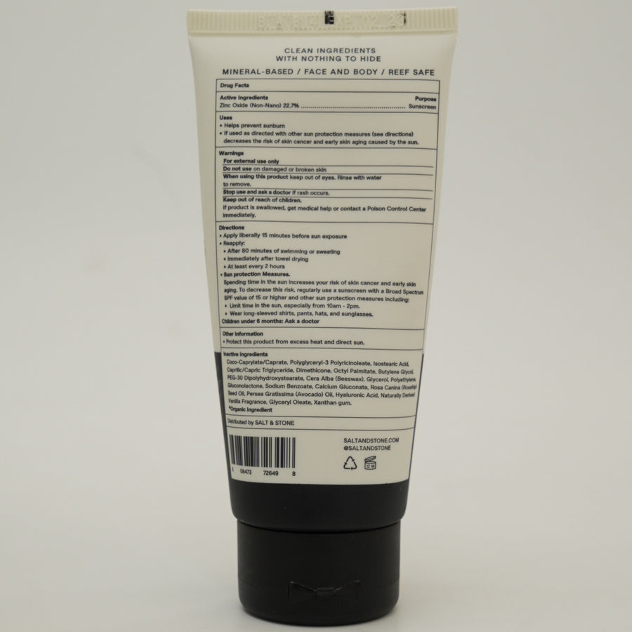 SPF 30 Mineral Sunscreen 3 fl oz