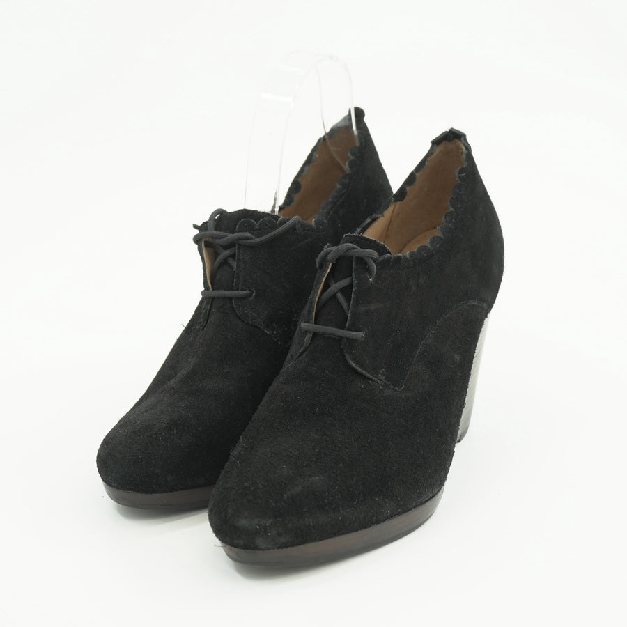 Olivia Wedge Booties Size 9.5
