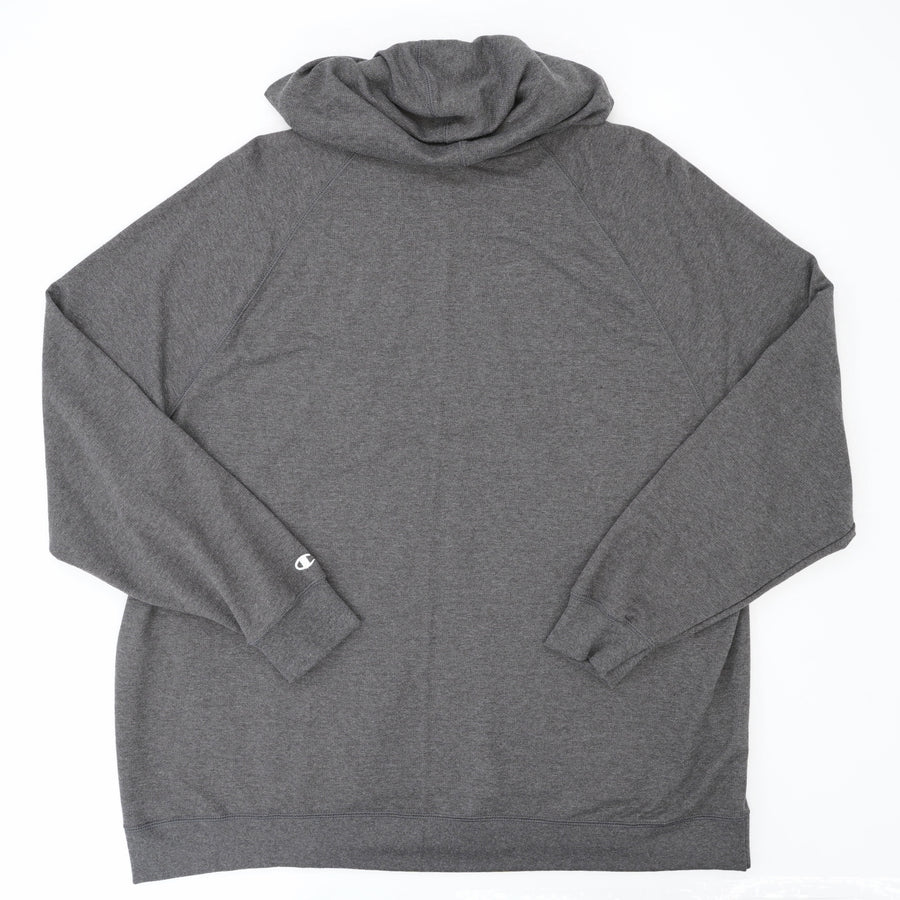 Zip-Up Hooded Sweatshirt Size XXL