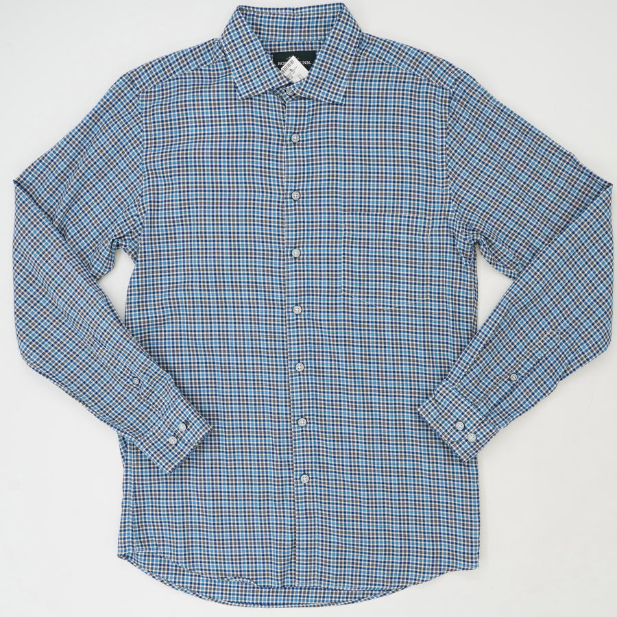 Maxwell Long-Sleeve Button-Down
