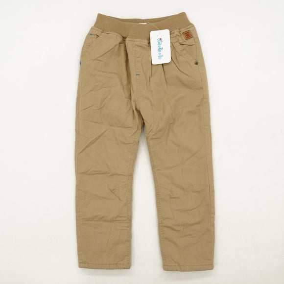 Khaki Insulated Pant Size S