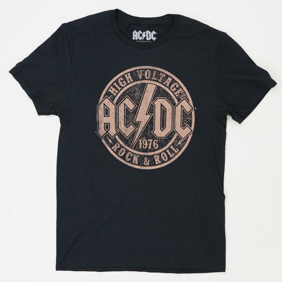 "AC/DC ""High Voltage Rock and Roll"" T-Shirt"