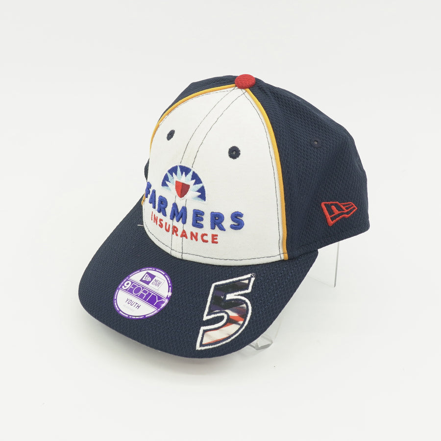 Farmers Insurance Logo Ballcap Size Youth