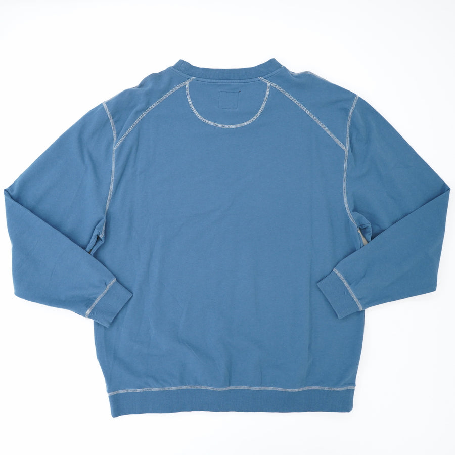 Stitch Detail Sweatshirt Size XL