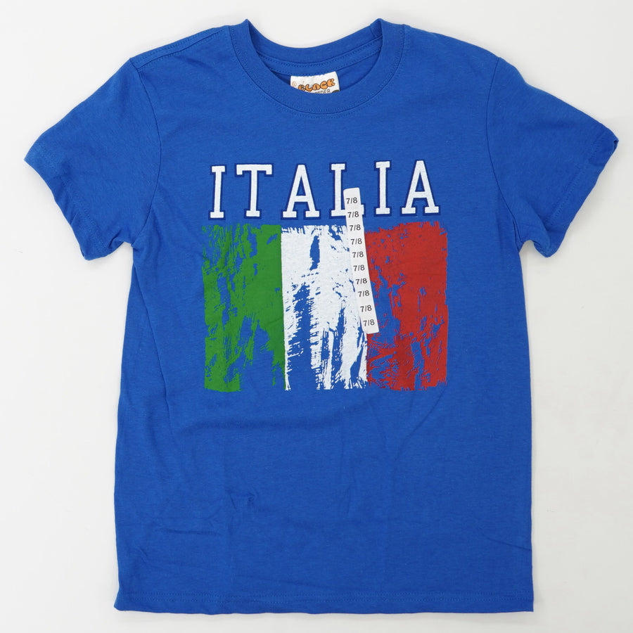 Italia Souvenir T-Shirt Youth Size M